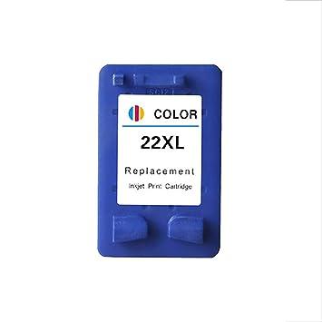 VNZQ Cartucho de Tinta de Color CL-93, Compatible con la Impresora ...