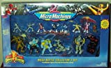 Mega Battle Collector's Set Mighty Morphin Power Rangers