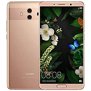Huawei Mate 10 ALP-AL00 4GB+64GB 5.9 inch EMUI 8.0 (Android 8.0) Hisilicon Kirin 970 Octa Core + i7 up to 2.36GHz WCDMA & GSM & FDD-LTE (Cherry Gold)