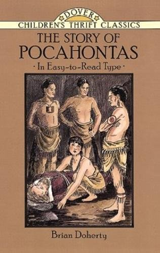 The Story of Pocahontas (Dover Children's Thrift Classics)