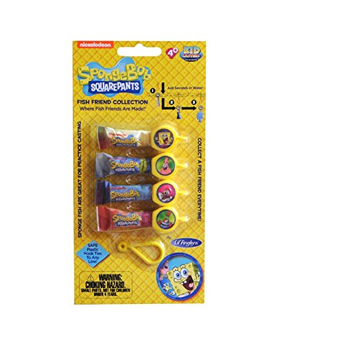 SpongeBob SquarePants Bait packs