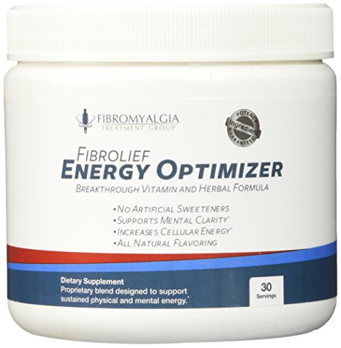 All Natural Energy Optimizer Supplement Powder product image