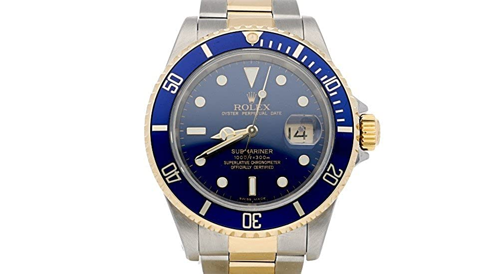 1552d21c2f3 Rolex Submariner 16613 - Reloj automático