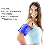 TheraPaQ Ice Pack for Injuries - Hot & Cold Gel