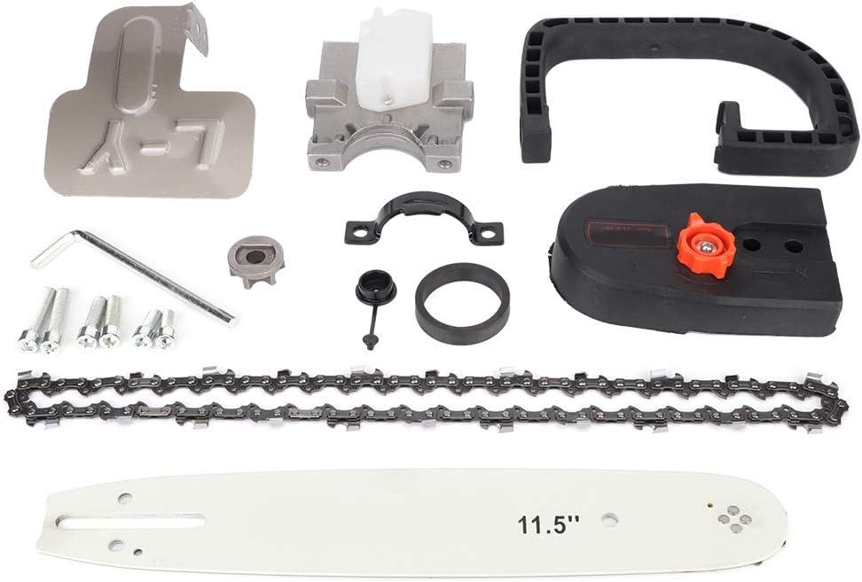 Kit convertidor de amoladora angular, accesorios prácticos de amoladora angular de alta dureza, motosierra para amoladora angular