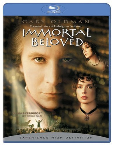 Blu-ray : Immortal Beloved (, Dubbed, Dolby, AC-3, Widescreen)