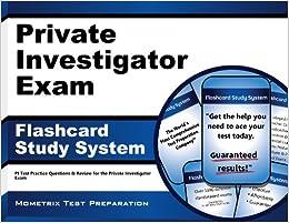Private investigator questions?