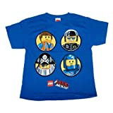 The LEGO Movie - Glow in the Dark Character Tee for Boys
