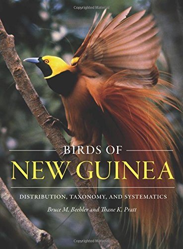Download Birds of New Guinea: Distribution, Taxonomy, and Systematics pdf epub