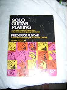 solo guitar playing frederick noad pdf free download
