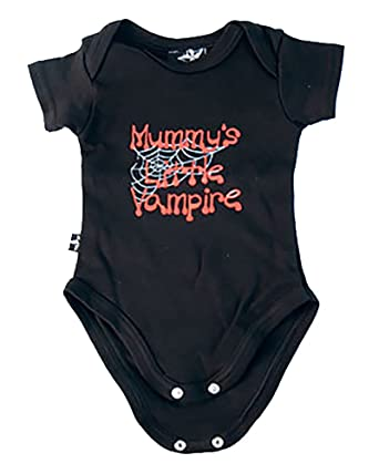 Darkside, Lil Vampire Baby Pelele Negro 12-18 Meses: Amazon.es ...