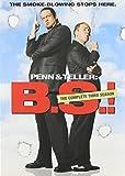 PENN & TELLER:BULLSHIT SEASON 3 - DVD Movie