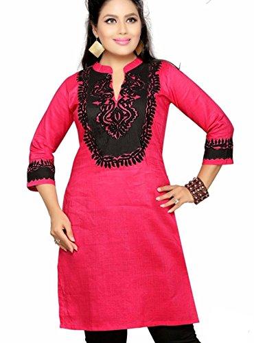 Jayayamala étonnant élégant Tunique avec un beau design et manches longues