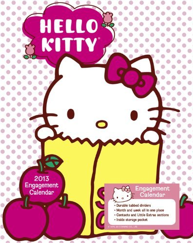 (2013 Hello Kitty Weekly Engagement Calendar by Day Dream (August 01,2012))