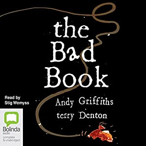 The Bad Book Audiobook