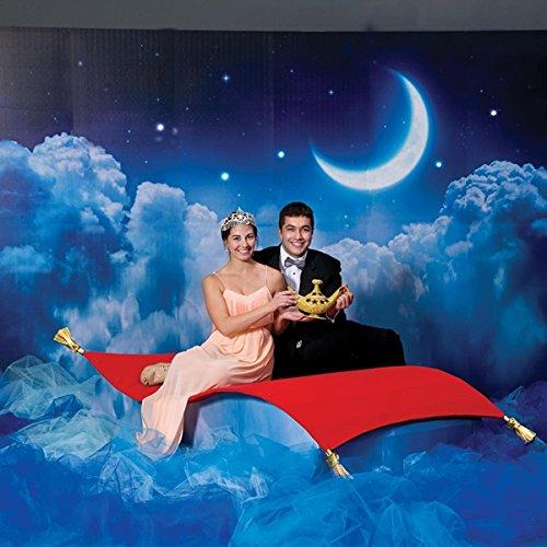 - Magic Carpet Prom Photo Prop Kit, Large Prom Decoration