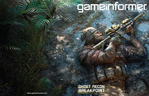 Game Informer - The World's #1 Video Game Magazine - Issue 318 - October 2019 - Ghost Recon Breakpoint (Game Informer Issue 1)