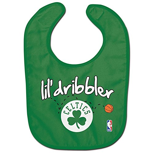 WinCraft NBA Boston Celtics WCRA2002614 All Pro Baby Bib by WinCraft