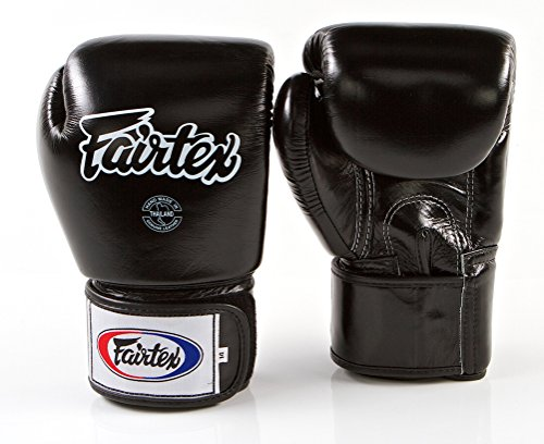 Fairtex Muay Thai Style Training Sparring Gloves 2