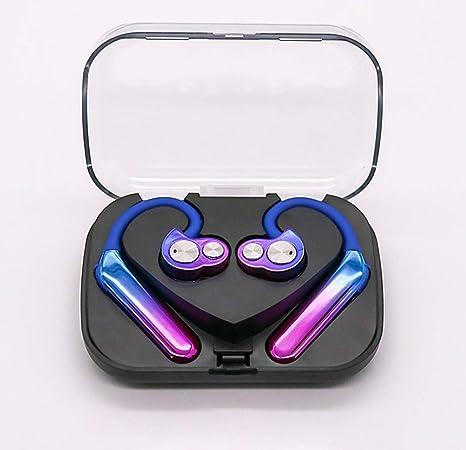EASON Auriculares inalámbricos Bluetooth, Cobertura estéreo ...
