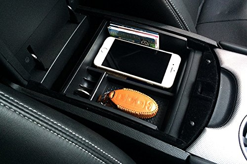 Jessicaalba Latest Car Glove Box Armrest Storage Box