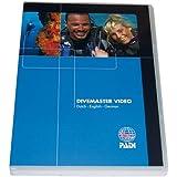PADI DVD 2012 - Divemaster - Mehrsprachig - 70844DUEG -