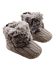FEITONG® Fashion Winter Warm Kids Infant Snow Crib Shoes Boots