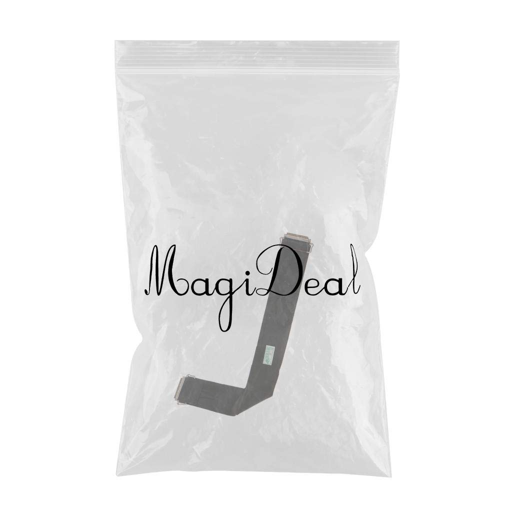 MagiDeal LCD Video Display Cable Flex Ribbon Replacement for Apple IMAC A1418 21.5