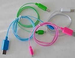 Amazon.com: C&C - Cable de sincronización de datos y ...