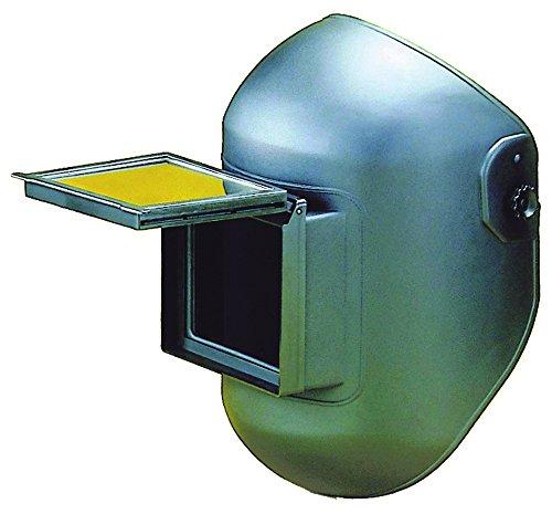 (Firepower 1441-0004 Eclipse Lift/Fixed Front Combo Welding Helmet, Black)