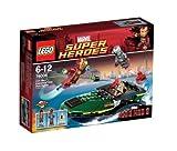 レゴ スーパーヒーローズ アイアンマン™:シーポート・バトル 76006