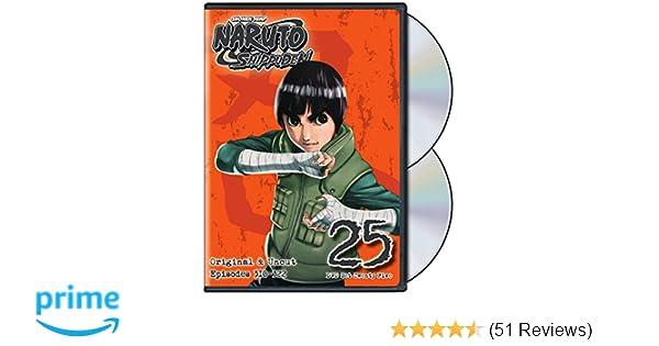Amazon com: Naruto Shippuden Original & Uncut episodes: 310