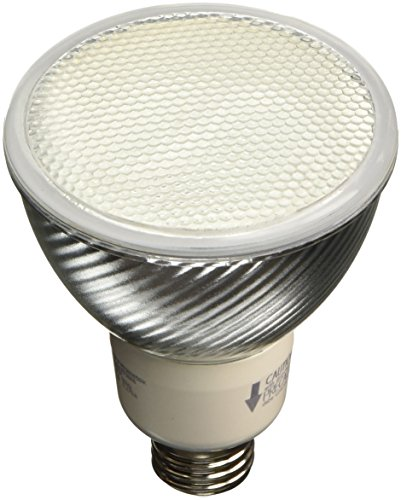 Par30 Reflector Fluorescent 16 Watt (TCP PF301650K CFL PAR30-65 Watt Equivalent (16W) Daylight (5000K) PAR Flood Light Bulb)