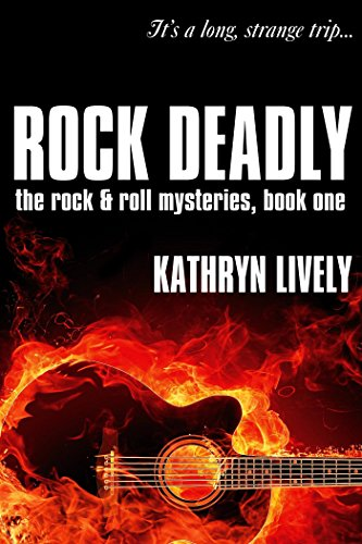 Rock Deadly Mystery Book Mysteries ebook product image