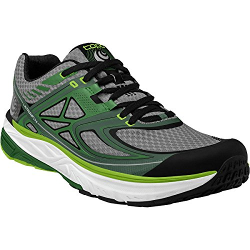 Grey Athletic Shoe Green Running Men's Ultrafly Topo fYtdqCwt
