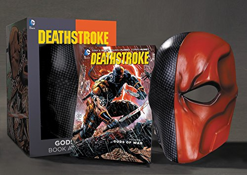 Deathstroke Vol. 1 Book & Mask