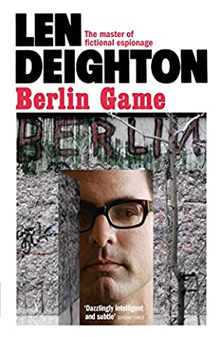 book cover of Berlin Game