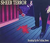 Standing Up for Falling Down by Sheer Terror (2014-05-04)