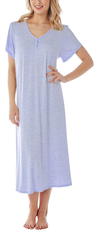 14-32 i-Smalls Ladies Plus Size Jersey Nightie