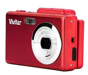 Vivitar ViviCam X018 - Strawberry (VX018-RH)