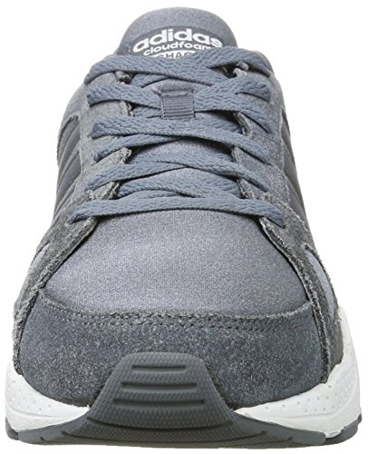 adidas Cloudfoam Chaos, Zapatillas de Deporte para Hombre Azul (Azul (Onix / Onix / Ftwbla))