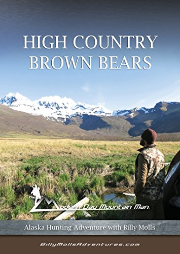 Used, High Country Brown Bears, Alaska Hunting Adventure for sale  Delivered anywhere in USA