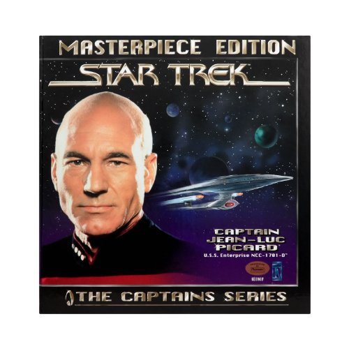 (Star Trek the Next Generation Masterpiece Captain Jean-Luc Picard Limited Edition)