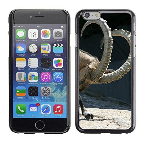 "Premio Sottile Slim Cassa Custodia Case Cover Shell // V00002856 alpine bouquetins // Apple iPhone 6 6S 6G PLUS 5.5"""