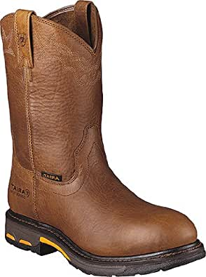 """Ariat Men's 10"""" Workhog Pull-On Style: A10001186"""