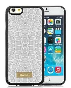 New iPhone 6S Case,Brahmin 05 Black iPhone 6S TPU Phone Case