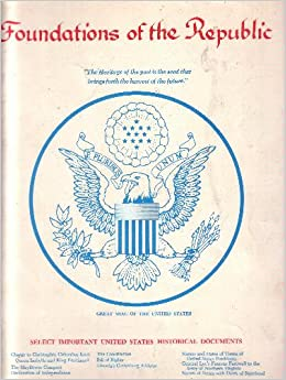 historical foundations of the united states Today, all united nations member states have ratified at least one of the nine core international human rights treaties, and 80 percent have ratified four or more, giving concrete expression to.