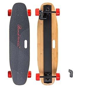 Amazon.com : Electric Skateboard Benchwheel Skateboard Single Motor 1800W : Sports \u0026 Outdoors