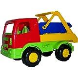 Polesie 8984 Salute, Garbage Truck, Multi Colour