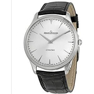 Best Epic Trends 51LuN-XTPIL._SS300_ Jaeger LeCoultre Master Ultra Thin Automatic Stainless Steel Mens Watch Q1338421